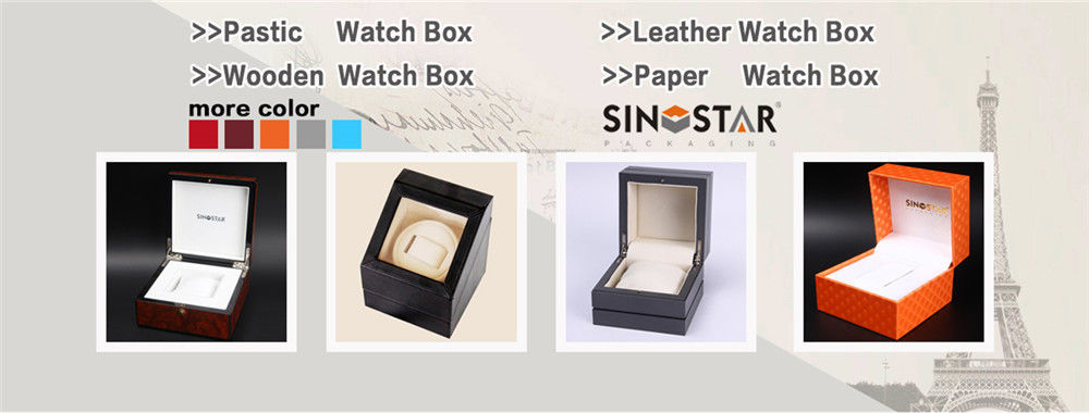 China best Double Watch Box on sales