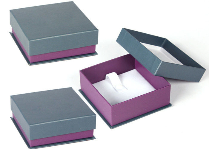 Women Jewellery Presentation Boxes High End Custom Jewelry Gift Boxes